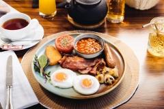 Spikes Vale do Lobo - English Breakfast